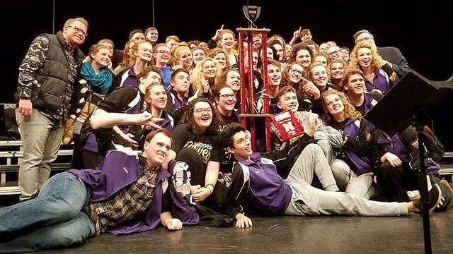 Waconia's ''Power Company'' takes top honors at the UNL Midwest Cup
