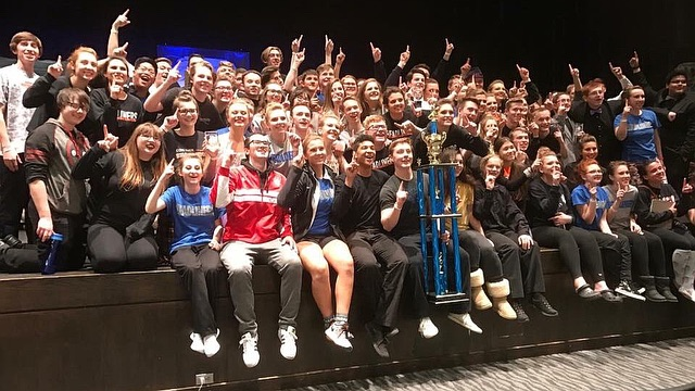 ''The Headliners'' are crowned Grand Champs at the Titan Classic