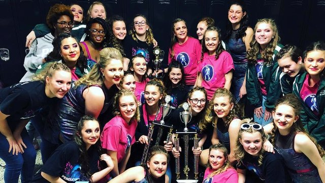 Pendleton Heights' ''Emerald Suites'' earn top honors in their division, along with best vocals & choreography