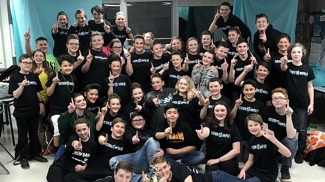 Southeast Polk Middle School's ''Sudden Impulse'' bring home gold, taking first in their division at Fort Madison