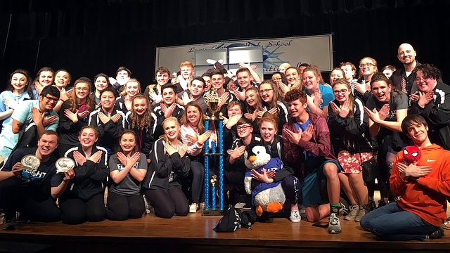 Bittersweet moment: Wichita All-City's ''Flight'' earn their first-ever GC at their last competition as a group