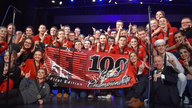 Findlay's ''First Edition'' celebrate a milestone achievement: 100 Grand Championship wins as a choir