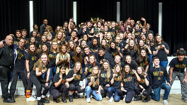 Solon's ''Music in Motion'' continue to impress with a total sweep of the Findlay FEst in Ohio