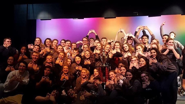 ''Infinity'' from Millard North earns best vocals in addition to winning finals at Omaha South