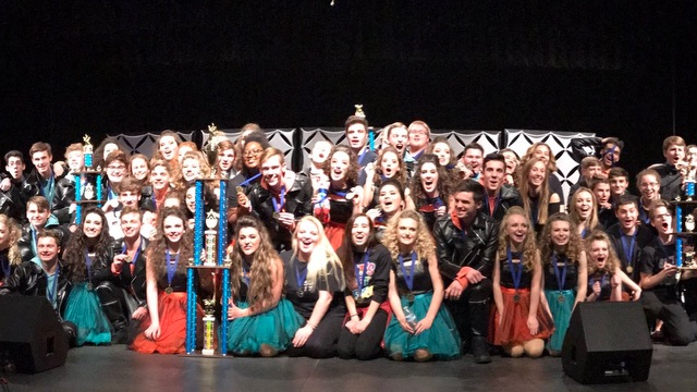 Marysville's ''Swingers Unlimited'' take home their 3rd GC of the season at Olentangy