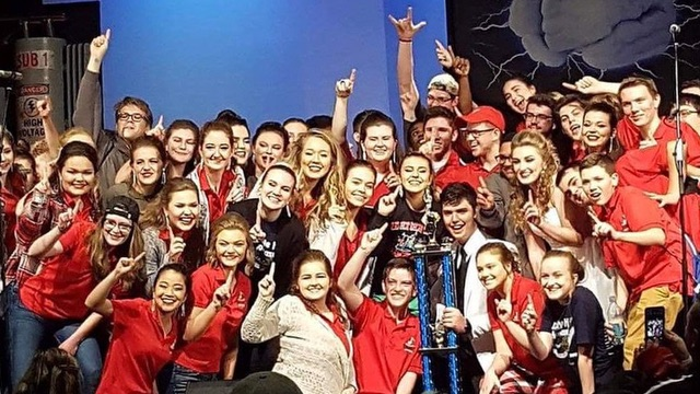 ''Red Hot'' from Hurricane High School now has three GC trophies in a row
