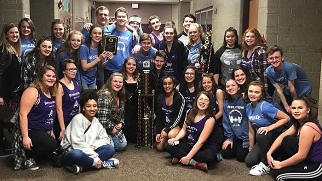 Bloomington Arts ''Amplitude'' takes top honors in Chesterton's Tier II division