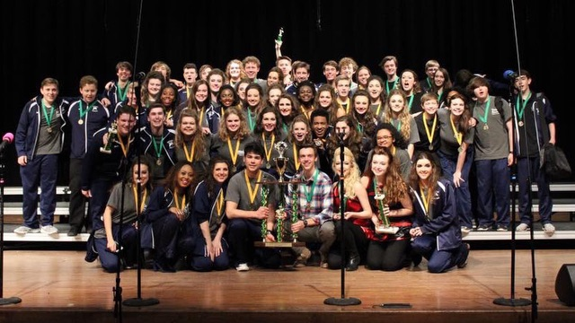 ''Encore'' from Jackson Academy earns their first GC of the season at West Jones