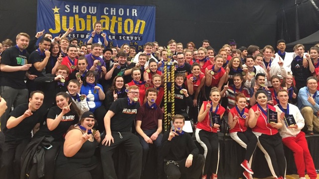 ''Headliners'' from Sioux City East emerge victorious at Westwood